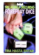 Erotic Dice - Spanish Verion - Glow In The Dark