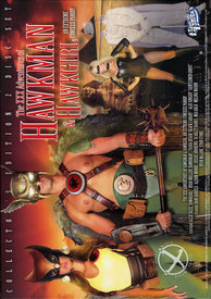 The Xxx Adventures Of Hawkman